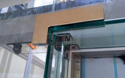 примыкание лифт