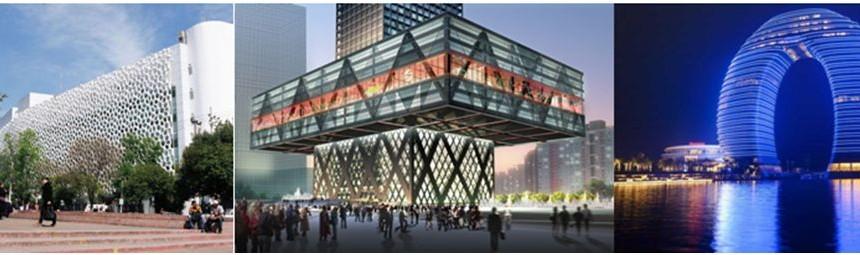 лучшие здания 2013 года