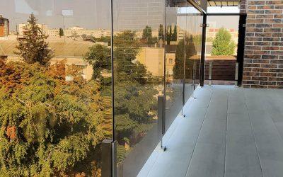 бронзовое стекло триплекс