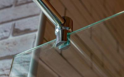 Крепеж стекла
