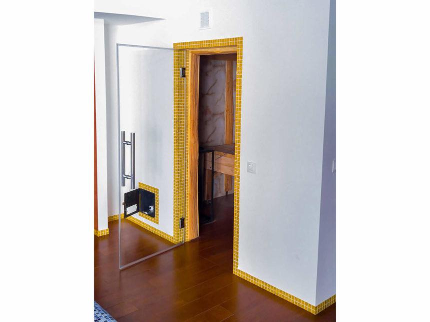двери в душевую Аркадия
