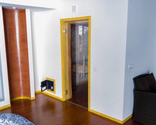 Двери в душевую (Аркадия)