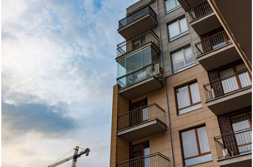 Остекление балконов Ясная поляна