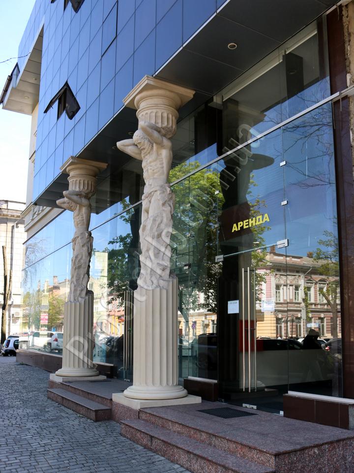 Остекление фасада ВТБ банк