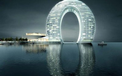 Отель Sheraton Huzhou Hot Spring Resort Китай