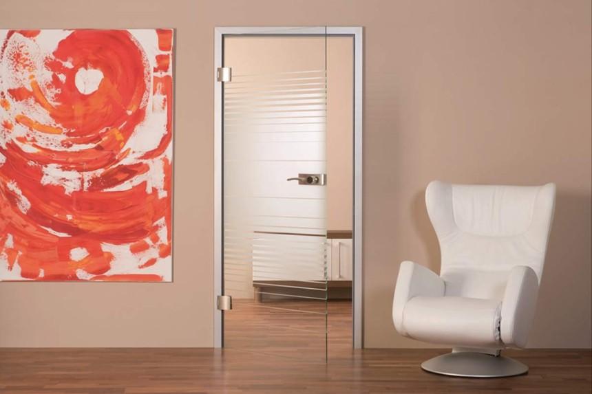 стеклянные двери цены фото