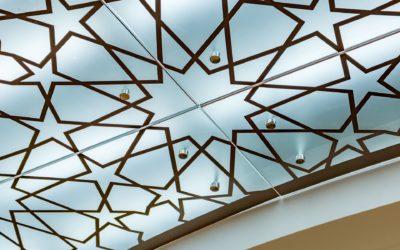 световое окно в потолке кадор