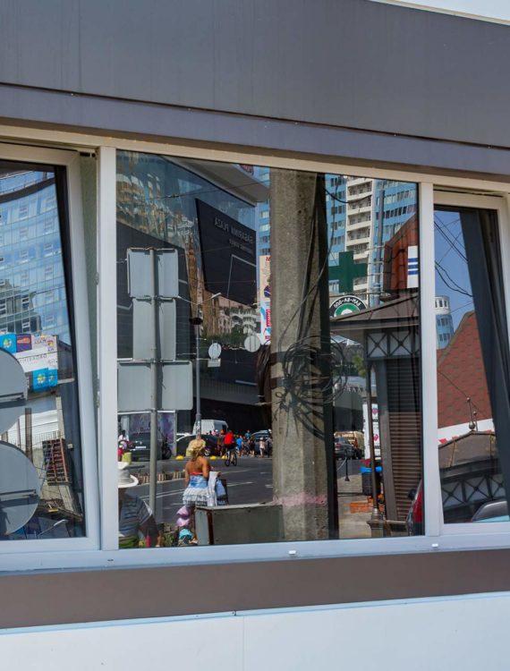 алюминиевые окна украина