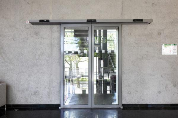 купить автоматические двери geze