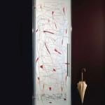 межкомнатная стеклянная дверь фото