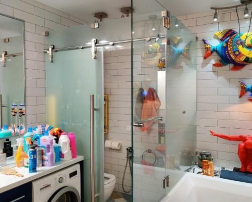 Душевая перегородка на ванную