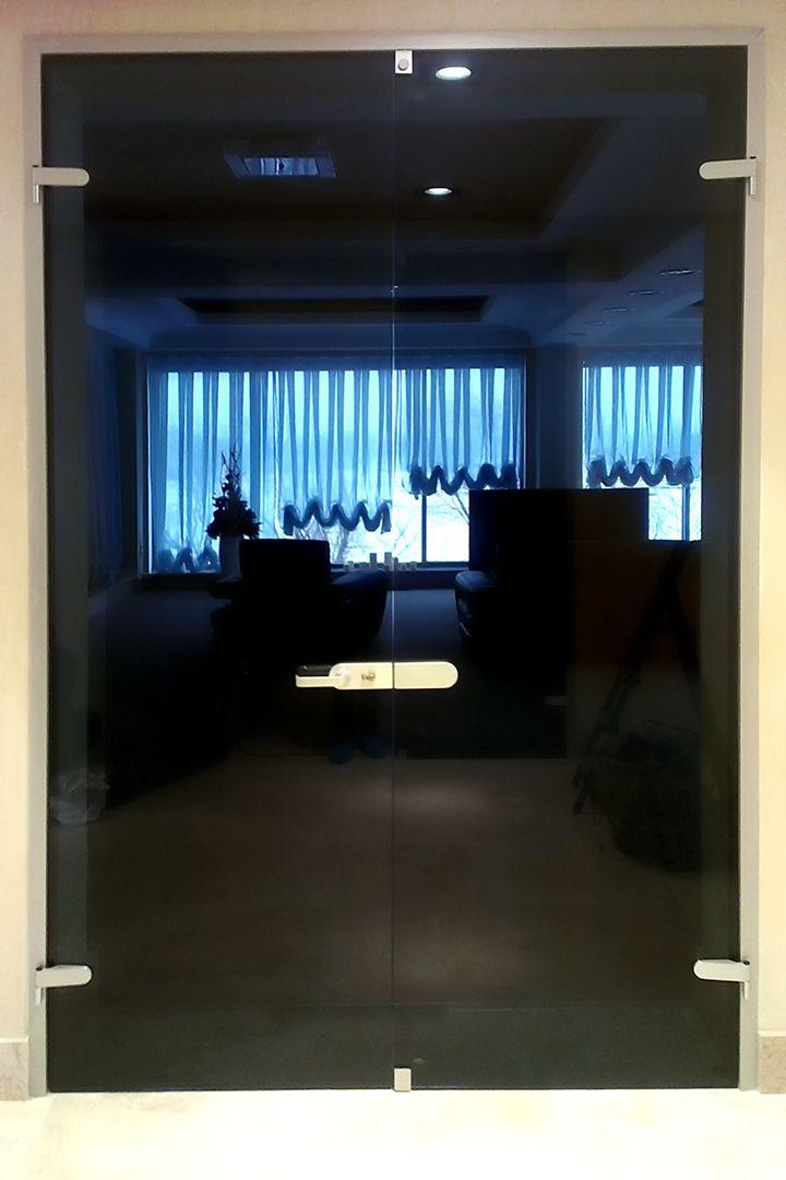 двери стеклянные межкомнатные купить