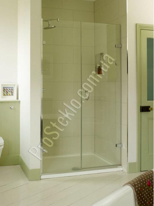 Двери для душевых из стекла