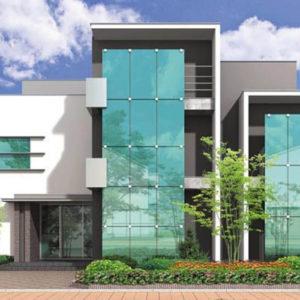 стеклянные фасады крепление