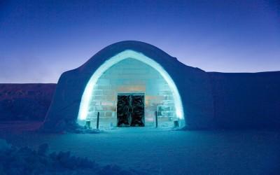 ICEHOTEL – Ледяной Отель
