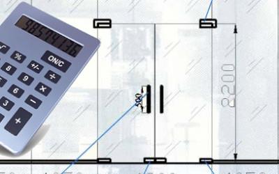 калькулятор перегородок