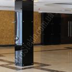 колонна из стекла купить