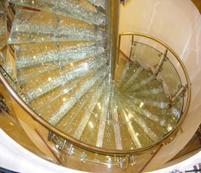 лестница триплекс