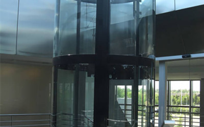 купить стеклянный лифт
