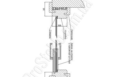 схема для установки межкомнатной двери