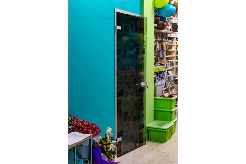 двери в CenterZoo