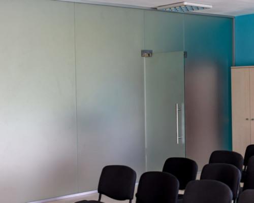 Офисная перегородкав Projector