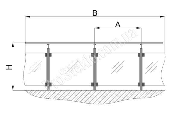 поручень Q-railing