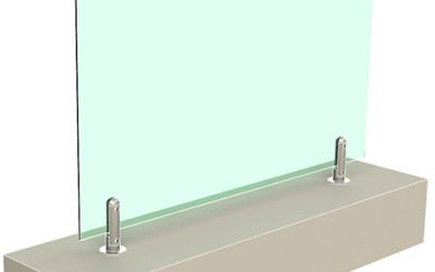 проектирование стеклянных ограждений