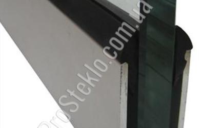 профильдля стеклянной витрины магазина