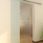 цена стекло раздвижные двери