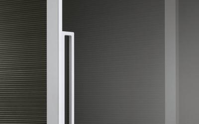 стеклянные двери rimadesio