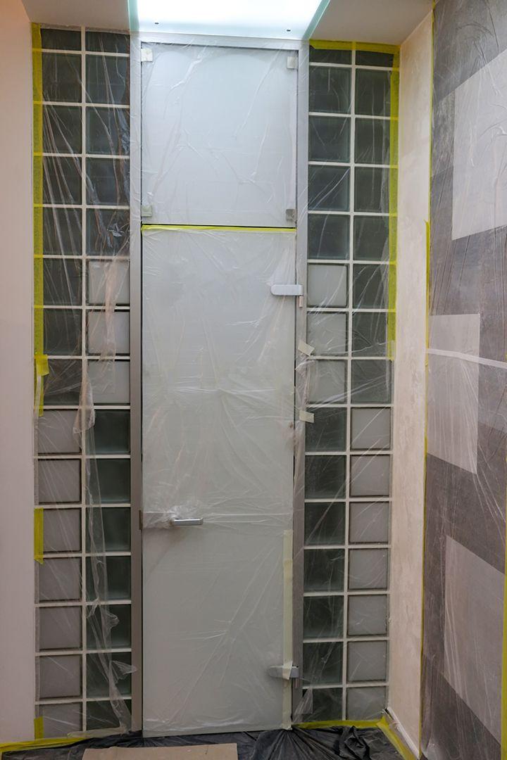 стеклянная межкомнатная дверь цена