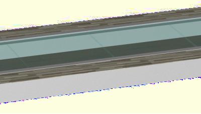 стеклянный пол лента