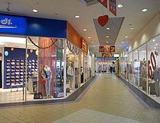 перегородки торговых центров