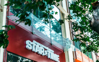козырек в Startime