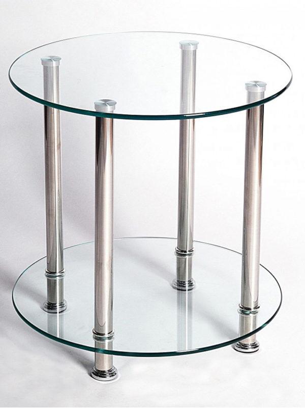 оригинальный круглый столик