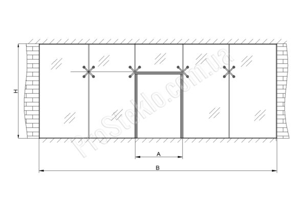 схема витрины