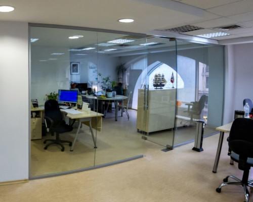 Офисные перегородки в Одессе