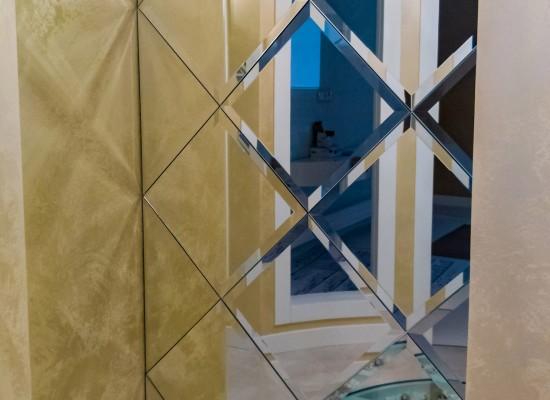 Зеркальное панно Saint-gobain